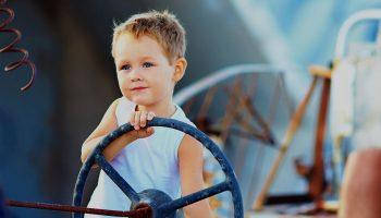 Enfant marin